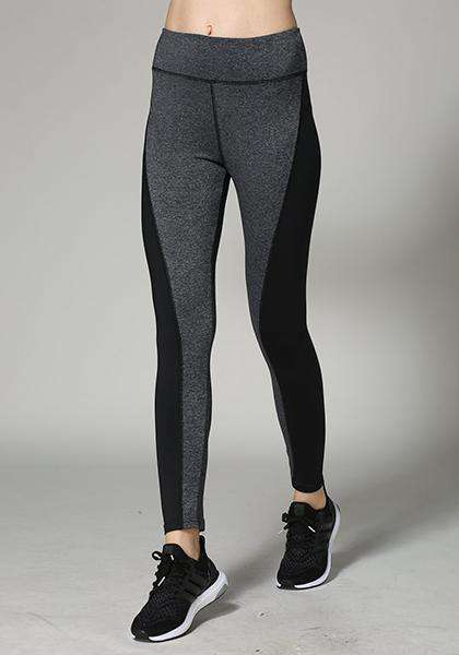 Patchwork Yoga Pants