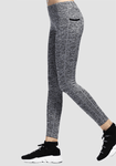 Ultra-weiche dünne Yogahosen mit Pocket-Long Leggings-2ubest.com-Grey-S-2UBest.com