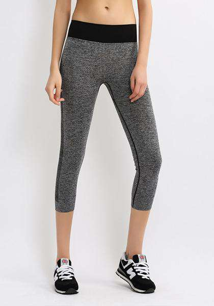 빠른 건조 운동 Freeskin Yoga Capris Leggings