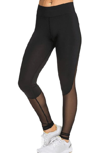 Sexy High Waist Fitness Yoga Sport Pants-Long Leggings-2UBest.com-2UBest.com
