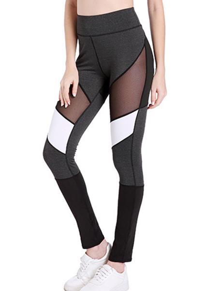 Sexy Mesh Workout Leggings