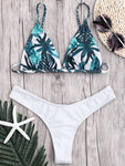 Triangle Adjustable Strap Bikini