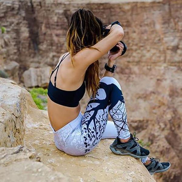 Eco-daily Women Yoga Sports Pants