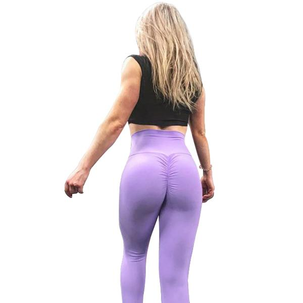 Women's Butt Lifting Sports Fitness Yoga Pants