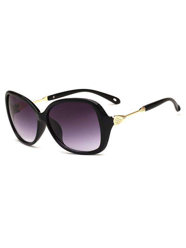 Oval Shape PC Sunglasses