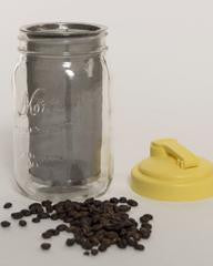 Cold Brew Mason Jar Coffee Filter