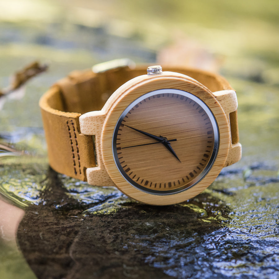 What makes a Wooden Watch so Special?