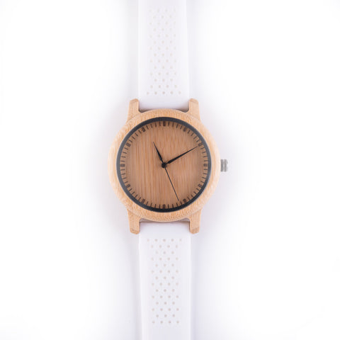 Wooden Watch front