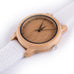 Wooden Watch angle