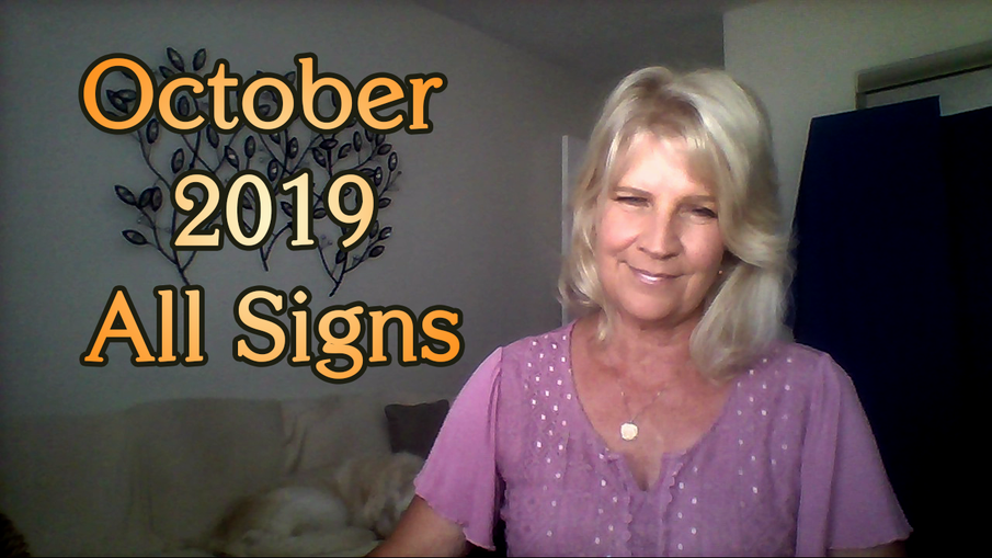 OCTOBER 2019 Videoscopes ~ Relating and Transformation