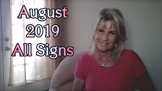 AUGUST 2019 ALL SIGNS