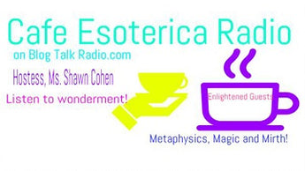Jean on air with Cafe Esoterica Radio on Thursday, September 20th from 2-4 p.m. EASTERN time
