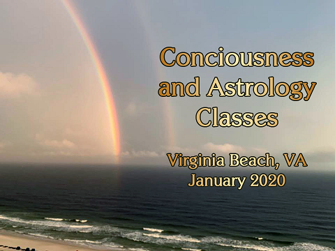 NEW - 1st Ever Consciousness and Astrology Class in Virginia Beach, VA