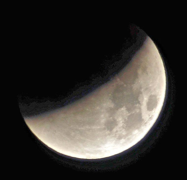 Lunar Eclipse on Monday, January 21st ~