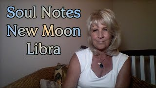 September 28th:  NEW Moon in Libra