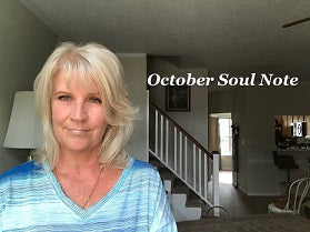 Soul Note for October ~