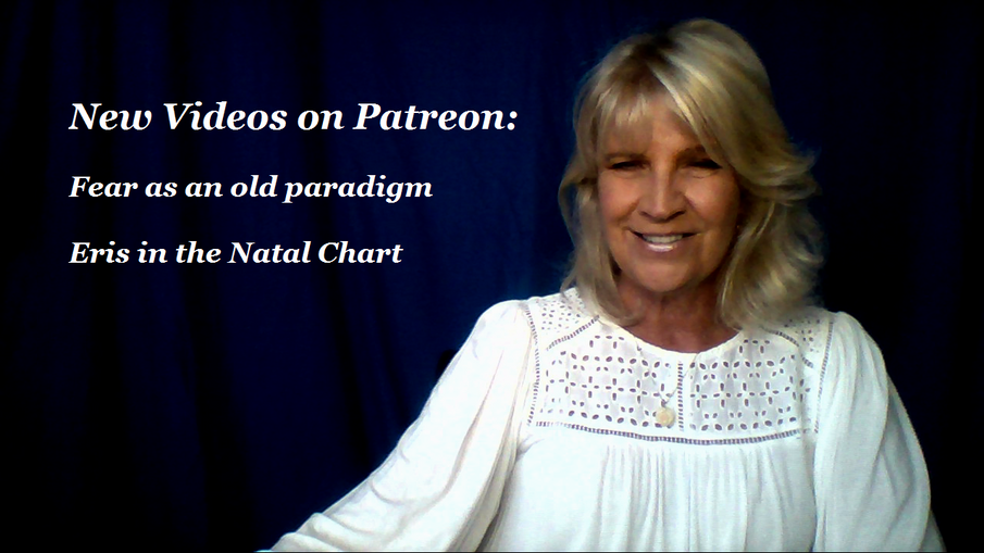 Fear an old paradigm, Eris in the Natal Chart, and Live Stream Thursday the 3rd