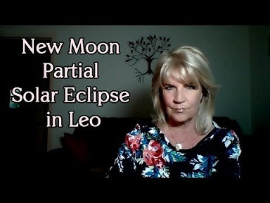 Soul Note for New Moon Solar Eclipse in Leo ~ August 11th