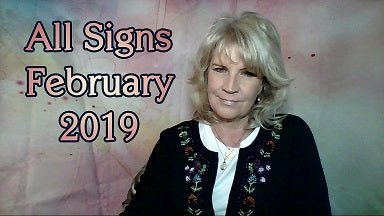 FEBRUARY 2019 (ALL SIGNS)