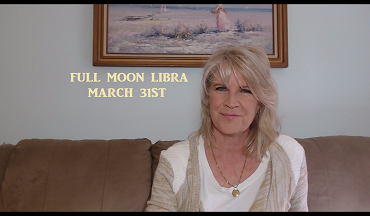 Soul Note for FULL Moon in Libra, March 31st