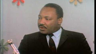 Dr. Martin Luther King ~ a vintage interview with Merv Griffin