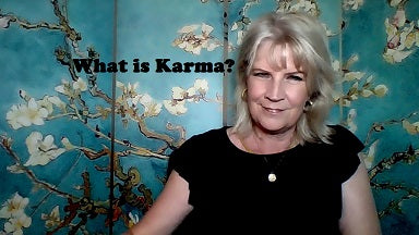 "This week on Energy Extras!  ""What is Karma?"""