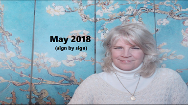 May 2018 (sign by sign)