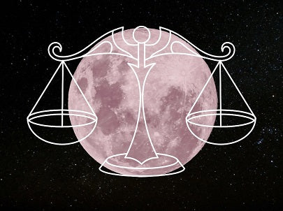 April 7th ~ Full Moon in Libra