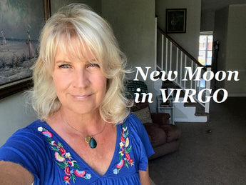 Friday, August 30th:  New Moon in Virgo