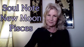 March 6th:  New Moon Pisces