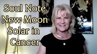 July 12th:  New Moon Solar Eclipse in Cancer