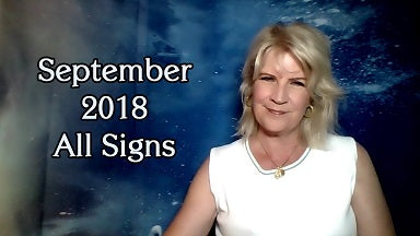 September 2018 (All Signs)