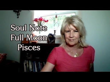 August 26th:  Full Moon in Pisces