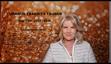 May 15th:  Uranus transits Taurus