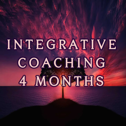 4 Monthly Integrative Coaching Sessions - Jean Wiley