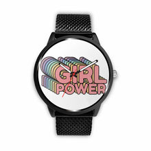 Girl Power Throwback Watch
