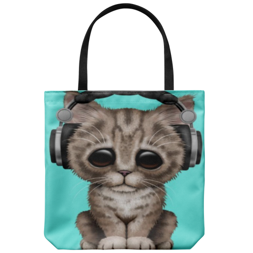 Baby Kitty Tote