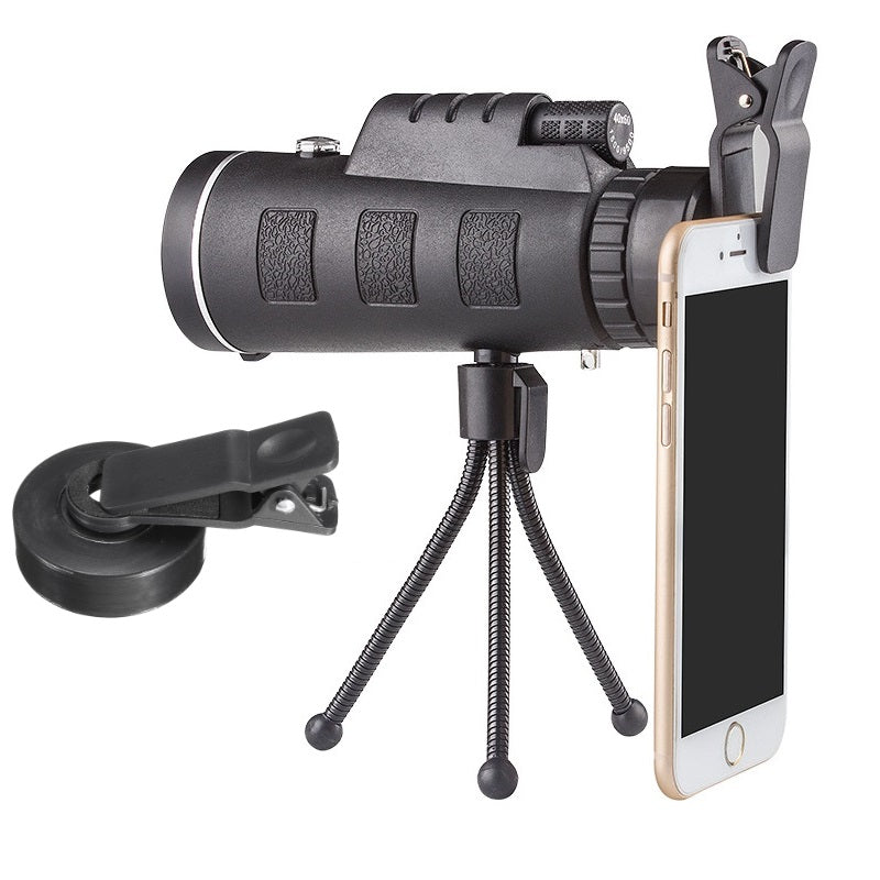 Phone Zoom Lens 40x Telephoto Lens For Iphone Samsung Lg Android