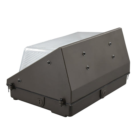 80w Led Standard Wall Pack American Lighting Systems