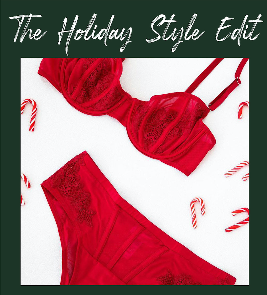 The GIAPENTA Holiday Style Edit
