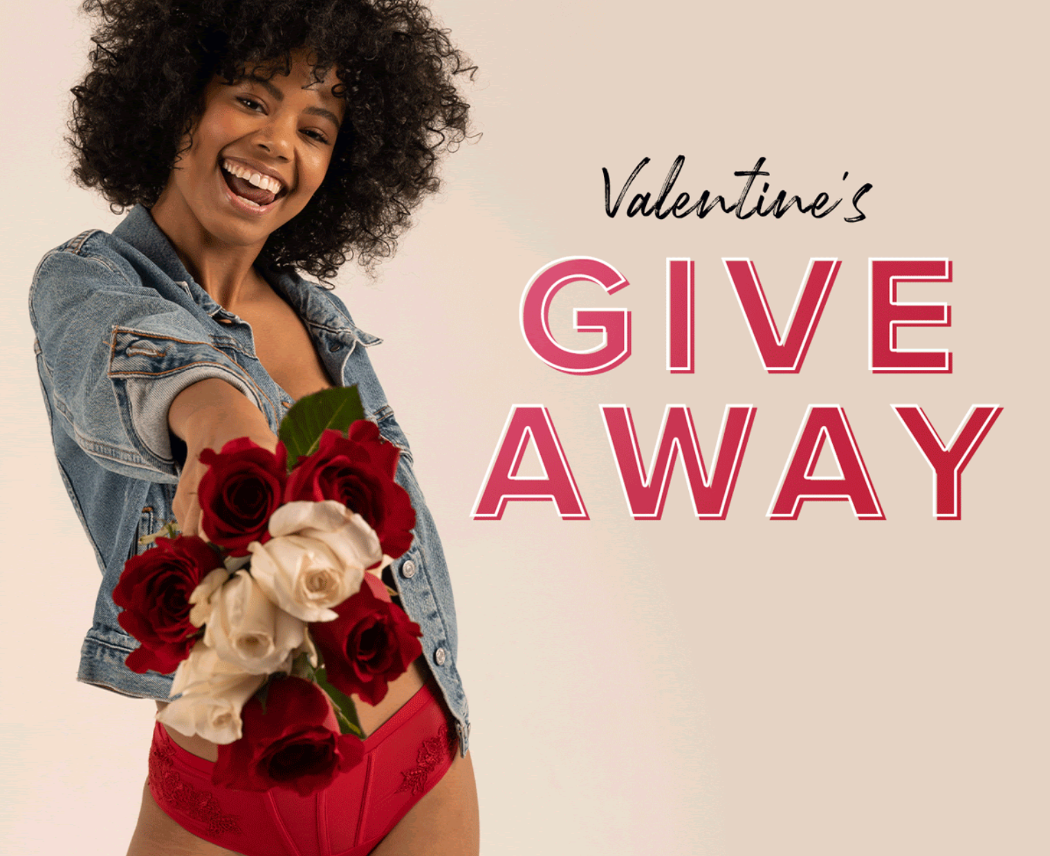 A Pretty Sweet Valentine's Day Giveaway