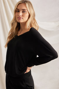 Hamptons CozyKnit Long Sleeve Tee