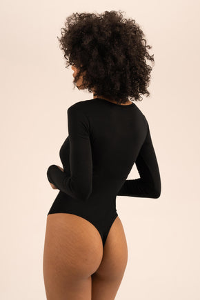 Wynwood Crew Neck Bodysuit