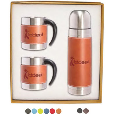 Tuscany (TM) Coffee Cup and Thermos Set-mijuprint-mijubuy-미주프린트-미주바이