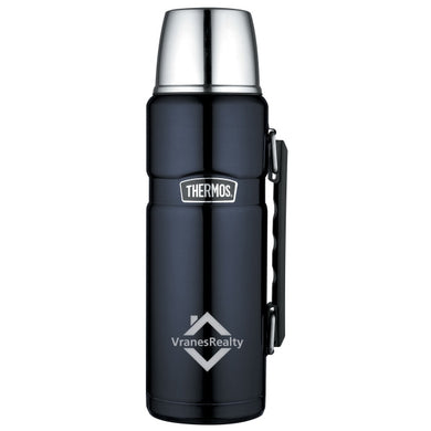 Thermos(R) Stainless King(TM) Beverage Bottle - 40 Oz.-mijuprint-mijubuy-미주프린트-미주바이