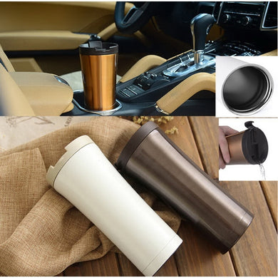 High End Double Wall Stainless Steel Auto Cups Car Tumblers-mijuprint-mijubuy-미주프린트-미주바이