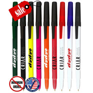 "Closeout ""Twist-Stic"" USA Made Pen - No Minimum-mijuprint-mijubuy-미주프린트-미주바이"