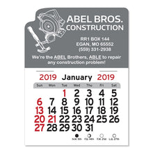 2020년 스티커형 소형칼렌다<br>Peel and Stick Wall Calendars for Auto