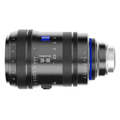 Zeiss Cinema Zoom 28-80mm / T2.9 EF