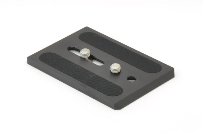 "Cartoni Camera Plate for C20-S - C40-S - Dutch Heads - Maxima Fluid Heads and E-Sensor (with two  3/8"" screws)"